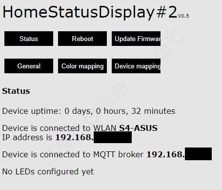 speed home wifi alle 4 lampen blinken