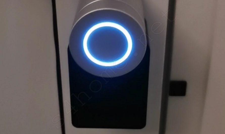 "Nuki Smart Lock V2 – Batteriestatus ""Kritisch ja"""